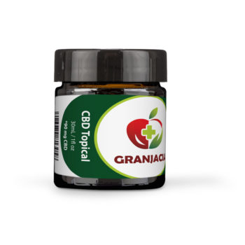 CBD Hemp Cream 30ml – Granjacia