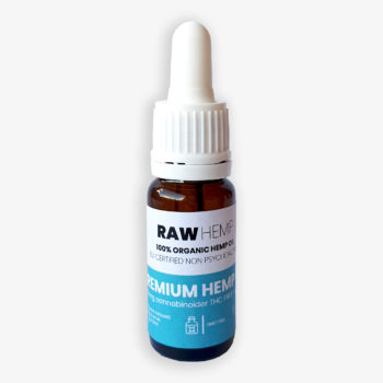 Premium CBD Oil (10% 1000mg)